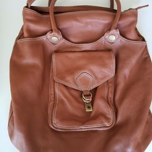 Marc by Marc Jacob's Leather Tote